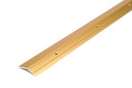 Nivålist 45x15 mm Guld 180 cm