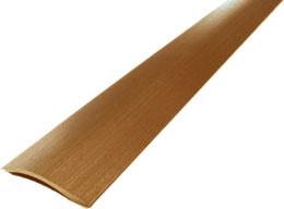 Nivålist 40x0-15 mm Guld 180 cm