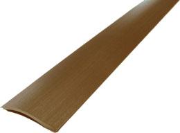 Nivålist 40x0-15 mm Brons 180 cm