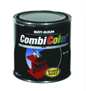 Combicolor Svart blank 2,5 l