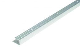 Trappk. 25x20 mm Silver 180 cm