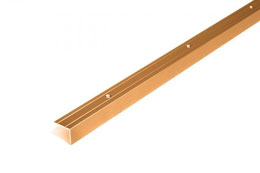 Trappk. 25x20 mm Guld 180 cm