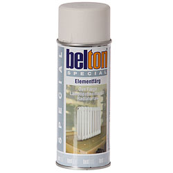Elementfärg vit 400 ml spray