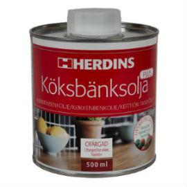 Köksbänksolja Plus, 500 ml