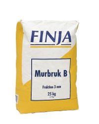 Murbruk B 25 kg
