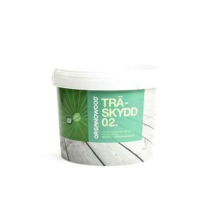 OrganoWood Träskydd 02, 3,0 L