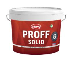 Proff Solid 07 Vit
