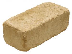 Rustik block 390x190x138,Sand