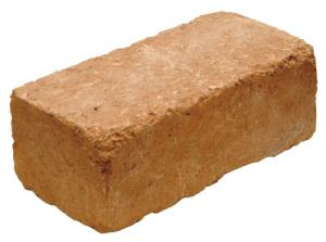 Rustik block 390x190x138,Terra