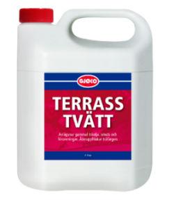 Terrastvätt 4 L