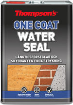 One coat water seal, 5 L