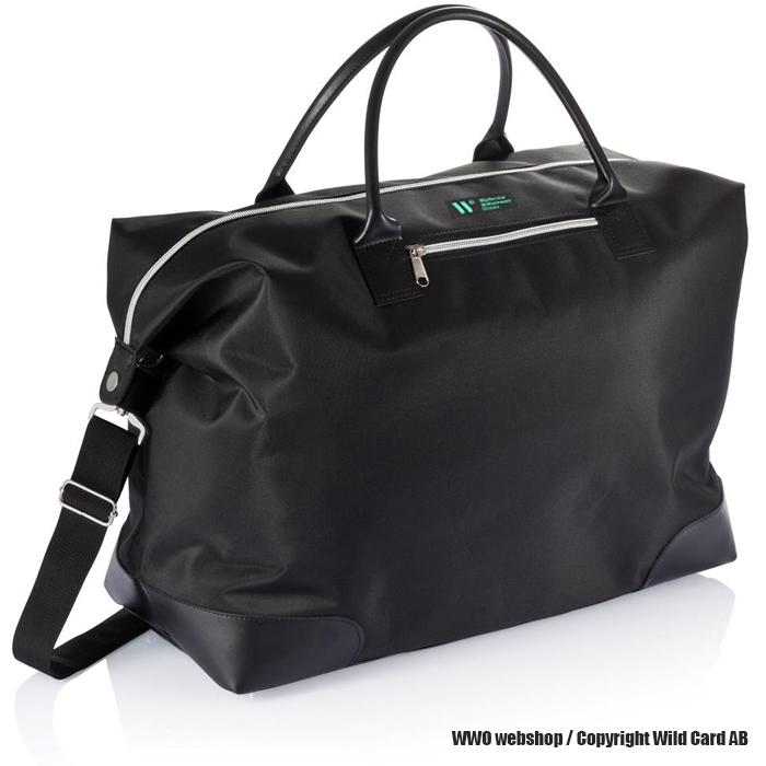 Microfiber Weekend Bag