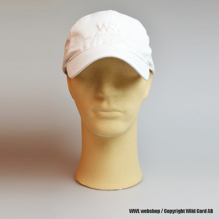 Microfiber cap, white