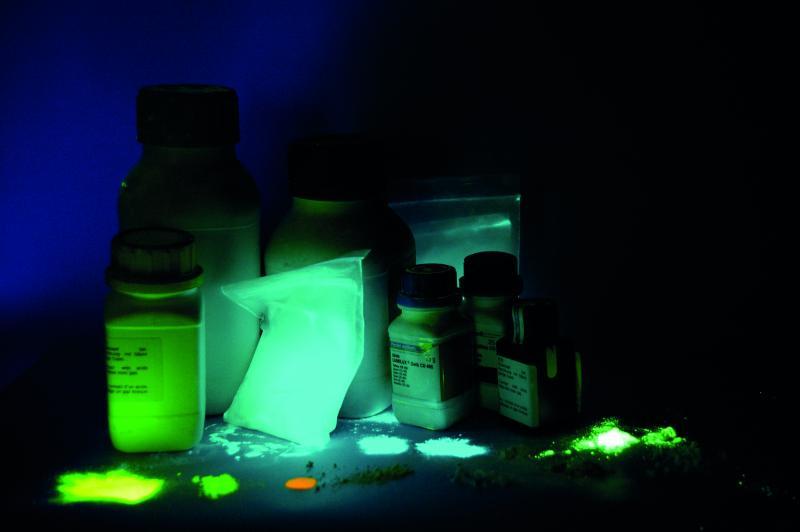 Efterlysande pigment