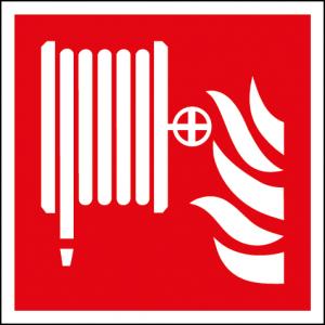 Efterlysande brandpostskylt