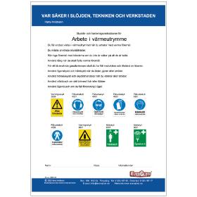 Elevmaterial Värmeutrymme | Everglow.se