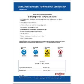 Elevmaterial Bandslip och skivputs | Everglow.se