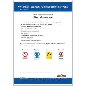 Elevmaterial Rikt och planhyvel | Everglow.se