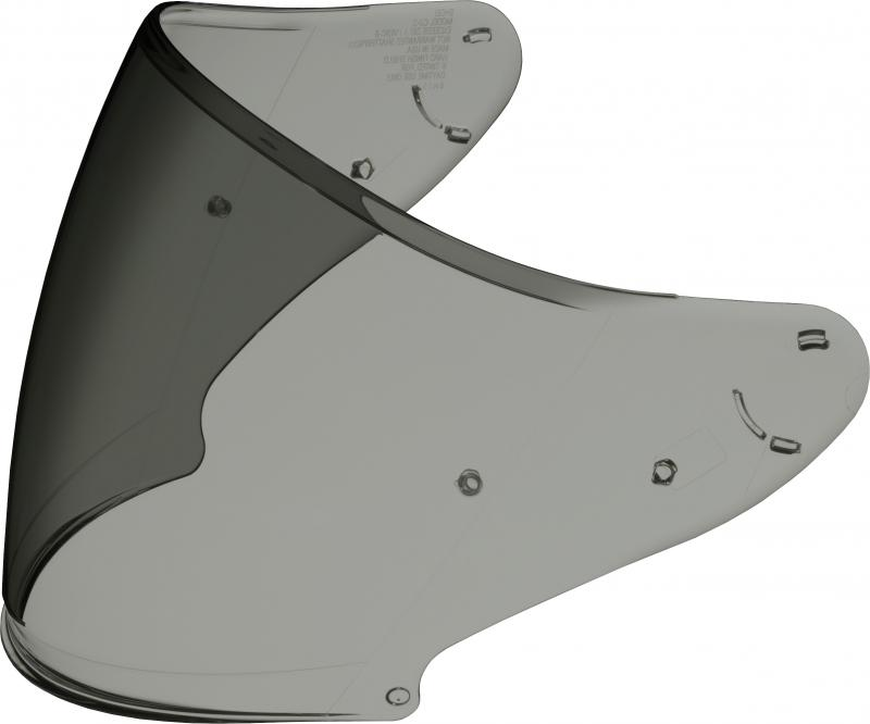 Shoei CJ-2 Visir Mörkrök