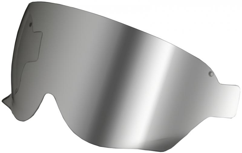 Shoei CJ-3 Solvisir Silverspegel
