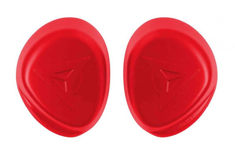 Dainese Pista Armbågspuckar Röd