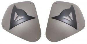 Dainese Axelskydd Sport Aluminium/Svart