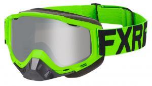 FXR Boost MX Crossglasögon Grön/Svart