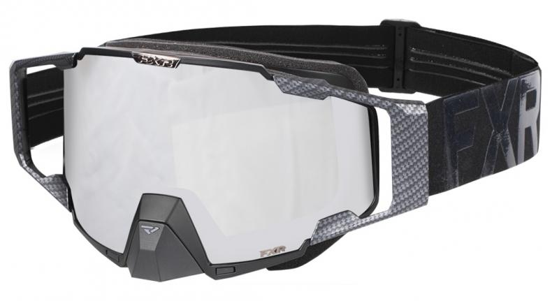 FXR Pilot carbon Crossglasögon