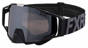 FXR Pilot Crossglasögon Svart OPS