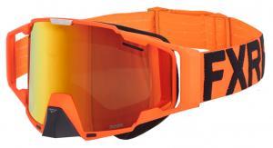 FXR Pilot Crossglasögon Orange/Svart