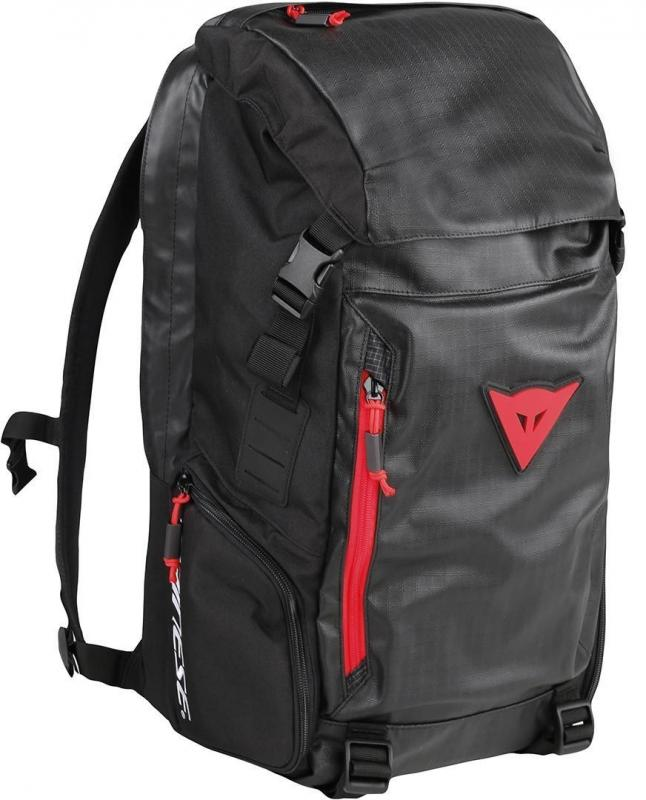 Dainese Väska D-Throttle 28L WP Svart/Röd