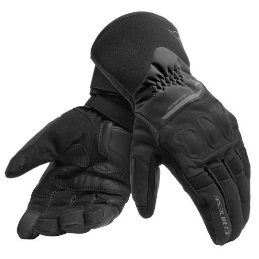 Dainese X-Tourer D-Dry Handske Svart/Svart