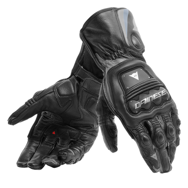 Dainese Steel-Pro Handske Svart/Antracite