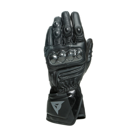 Dainese Carbon 3 Long Handske Svart/Svart