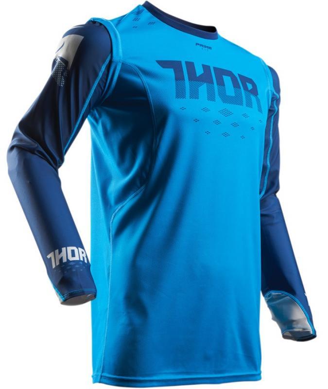 Thor Prime Fit Rohl Crosströja Marin/Blå