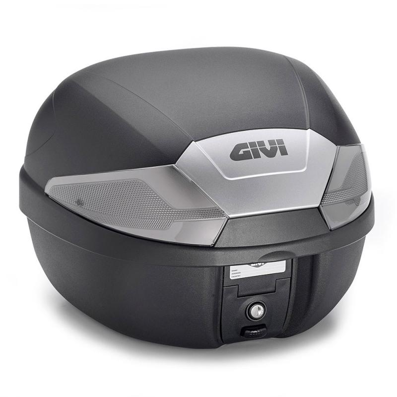 Givi B29 Tech monolock Toppbox Svart