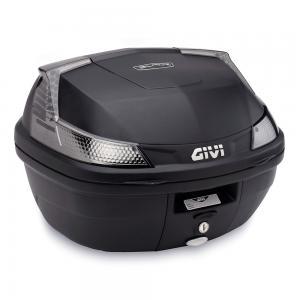 Givi B37 Blade Tech monolock Toppbox Svart