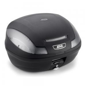 Givi E470 Simply III Tech monolock Toppbox Svart
