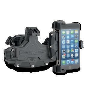 Givi S920M Smart Clip Universal Mobilhållare Svart