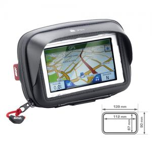 Givi S953B Universal GPS-/Mobilhållare Svart