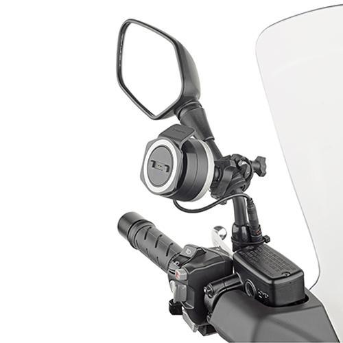 Givi STTR40 GPS Hållare Svart