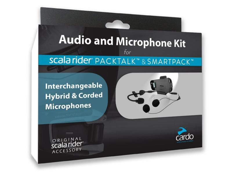 Scala Rider Audio Kit Packtalk/smartpack