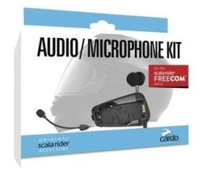 Cardo Audio- & Mikrofon Kit Freecom