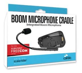 Cardo Mikrofon Kit Hel Bom Freecom