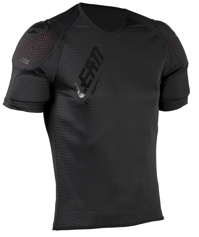 Leatt 3DF AirFit Lite T-Shirt med Axelskydd