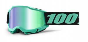 100% Accuri 2 Crossglasögon Tokyo, Grönspegel Siktskiva