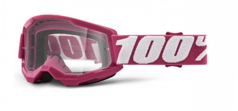 100% Strata 2 Barn Crossglasögon Fletcher, Klar Siktskiva