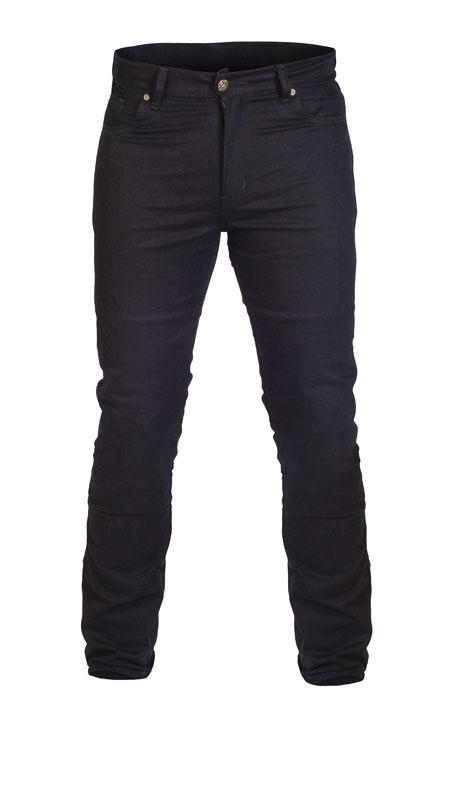Twice Duff Slim Fit Herr Kevlar® Jeans Svart