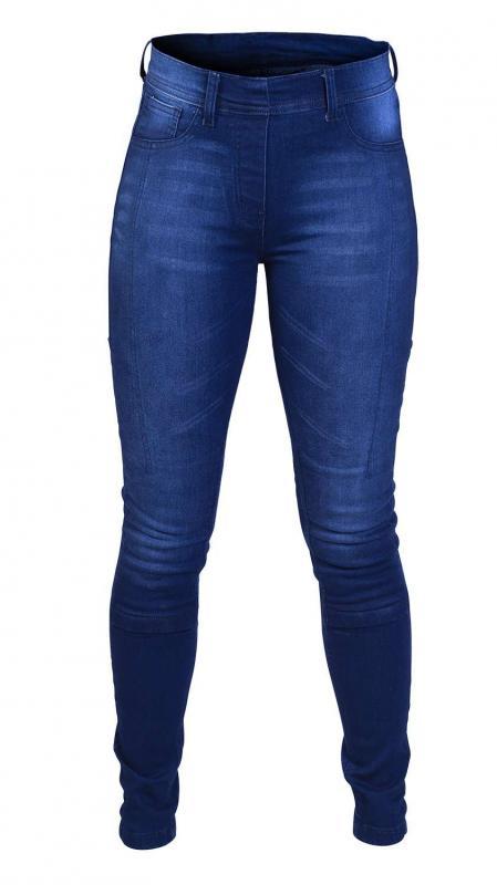 Twice Pam Leggings Dam Kevlar® Jeans Blå
