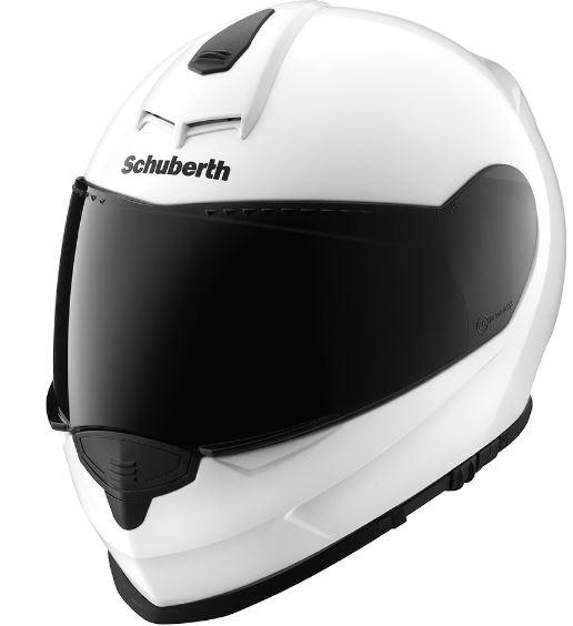 Schuberth S2 Sport Hjälm Vit